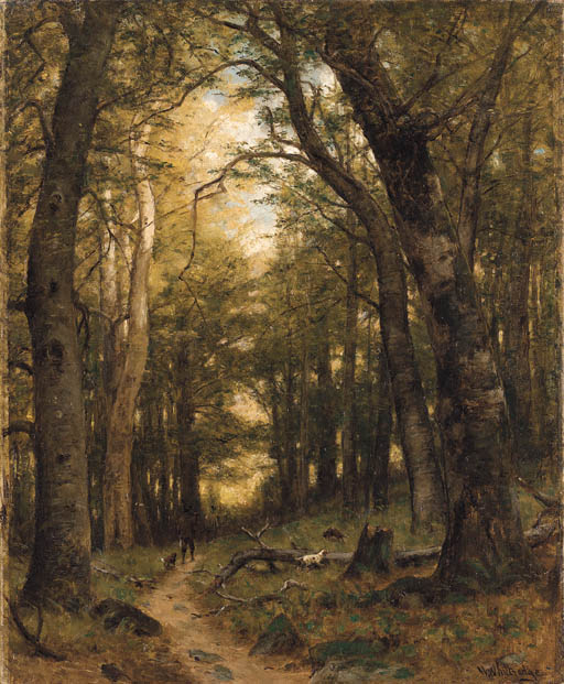 Worthington Whittredge (1820-1