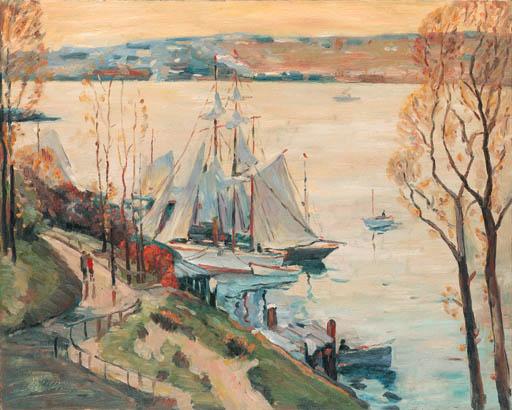 Anthony Thieme (1888-1954)
