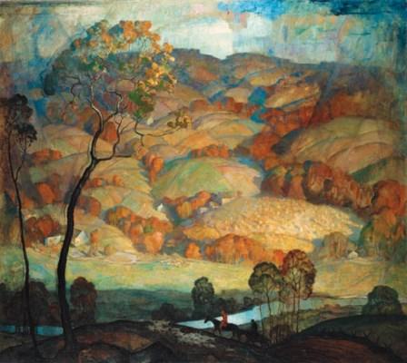 Newell Convers Wyeth (1882-194