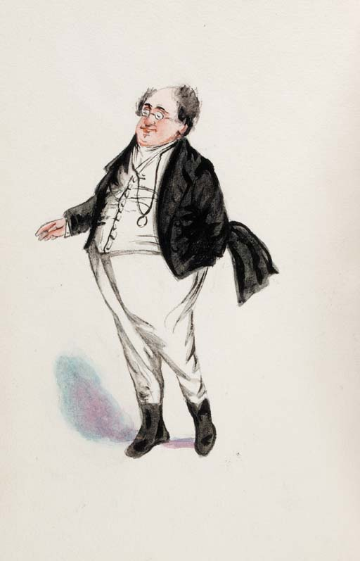 DICKENS, Charles.  The Persona