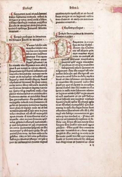 JACOBUS DE VORAGINE (ca. 1229-