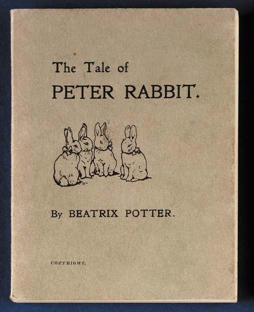 POTTER, Beatrix (1866-1943).