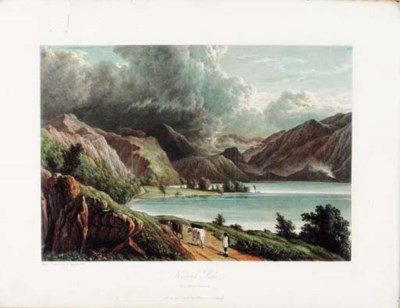 WESTALL, William. Views of the