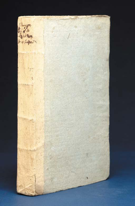 BURGOYNE, John (1722-1792). A