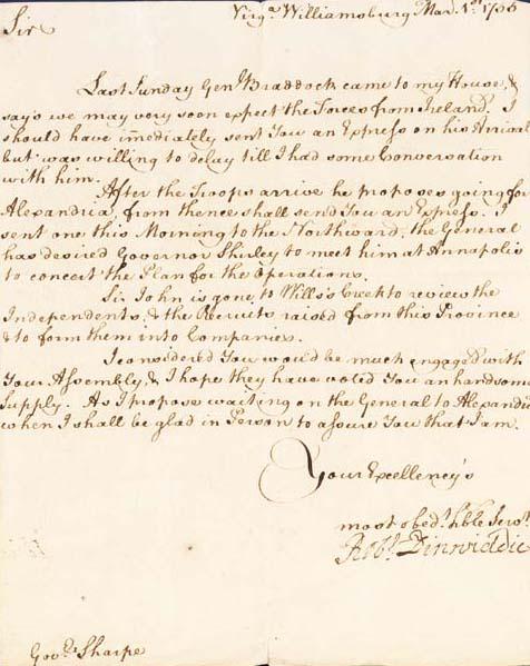 DINWIDDIE, Robert (1693-1770),