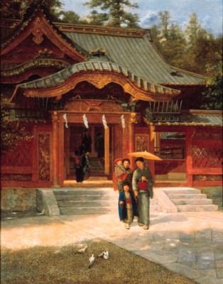 Harada Naojiro (1863-1899)