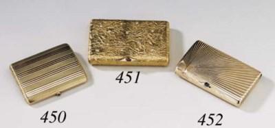 A JEWELLED AND GOLD SAMORODOK