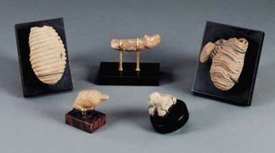 A GROUP OF ANTIQUITIES