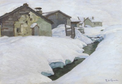 Raffaele De Grada (1885-1957)