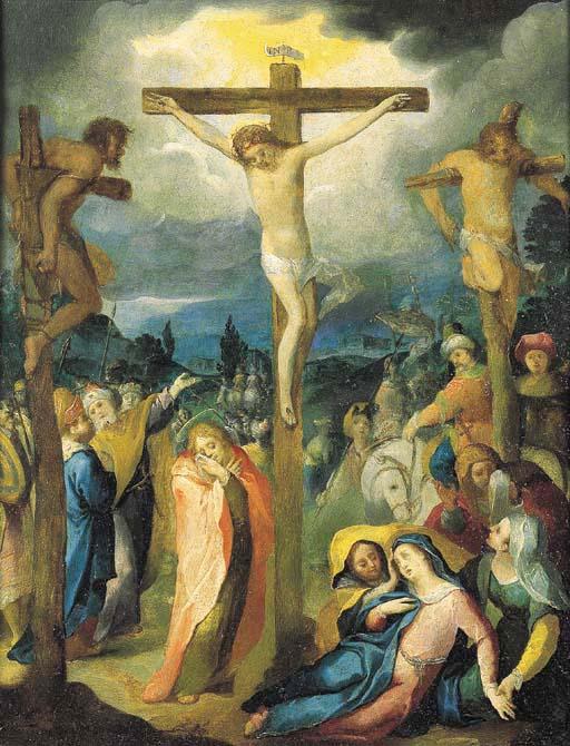 Cerchia di Girolamo Imparato (