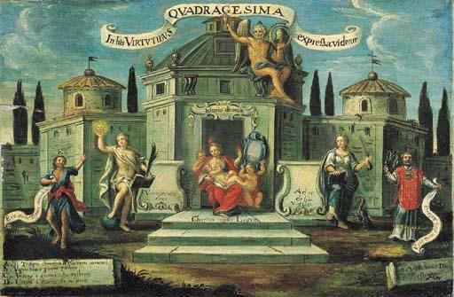 Seguace di Giuseppe Maria Mite
