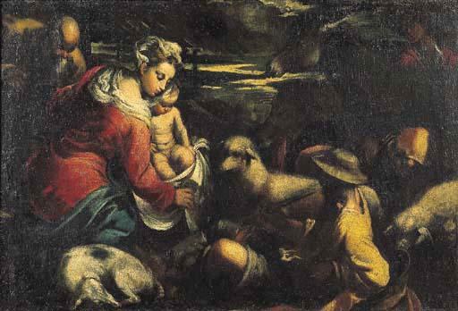 Cerchia di Jacopo Bassano (151