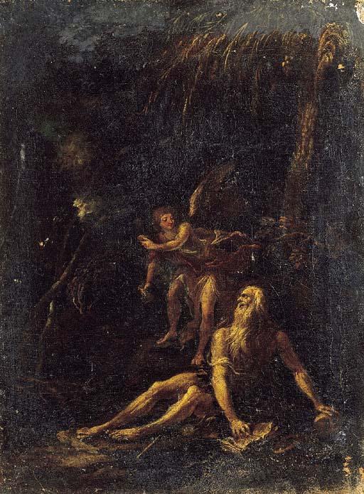 Seguace di Antonio Magnasco