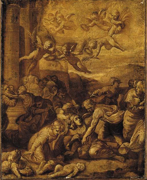 Maniera di Guido Reni