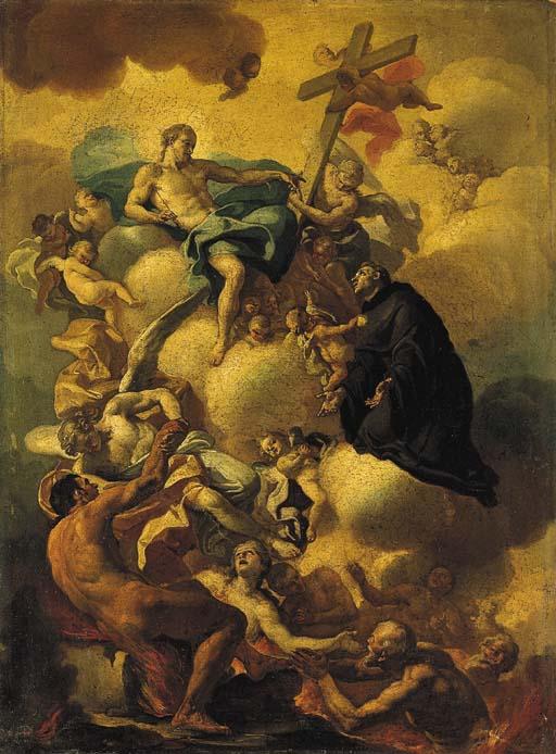 Seguace di Francesco Solimena
