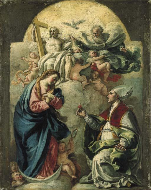 Scuola napoletana, secolo XVII