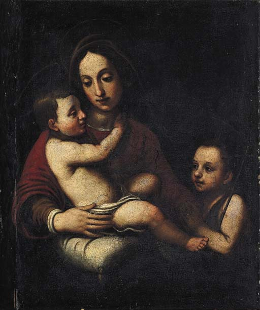 Scuola centro-italiana, secolo