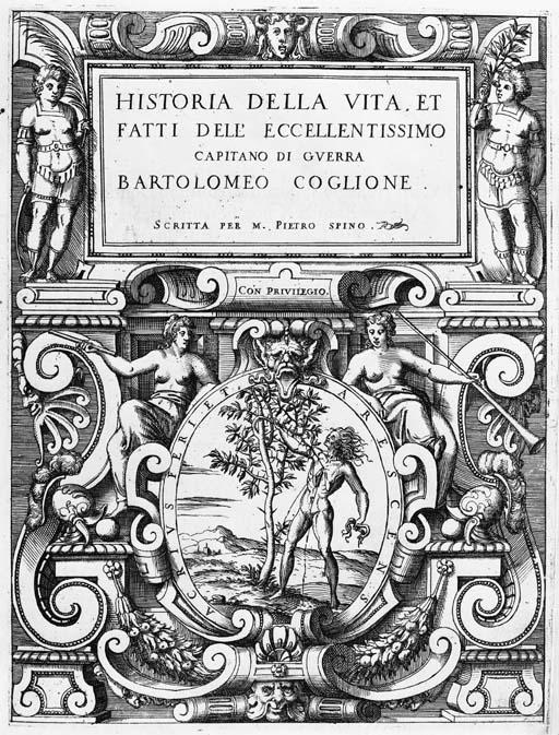 SPINO, Pietro. Historia della