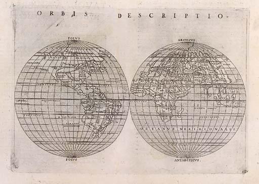 TOLOMEO, Claudio. La geografia