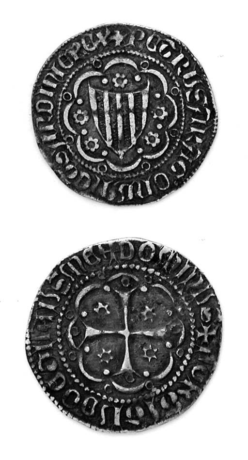 Pietro IV d'Aragona, Mezzo rea