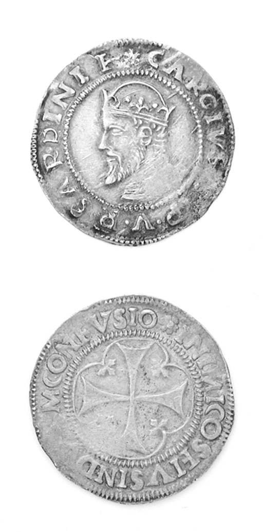 Carlo V, Imperatore, Reale, te