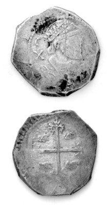 Filippo IV di Spagna, 10 Reali