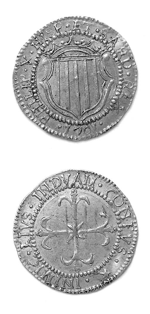 Filippo V di Spagna (1700-19),