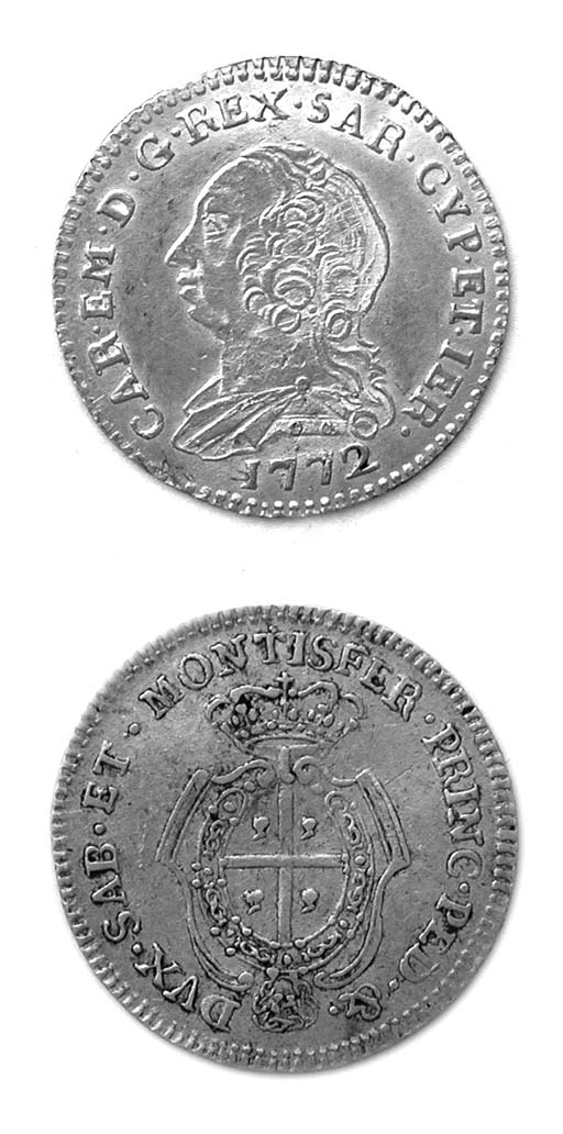 Carlo Emanuele III, Doppietta