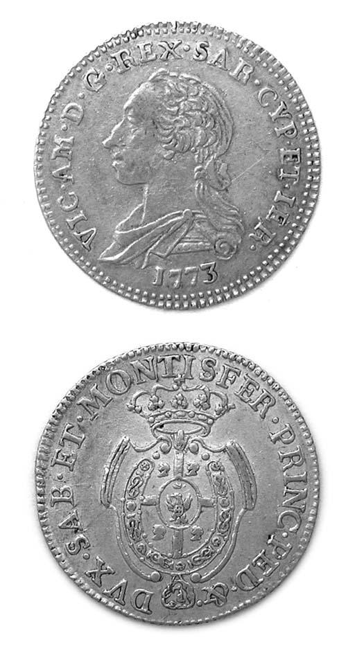 Vittorio Amedeo III, Doppietta