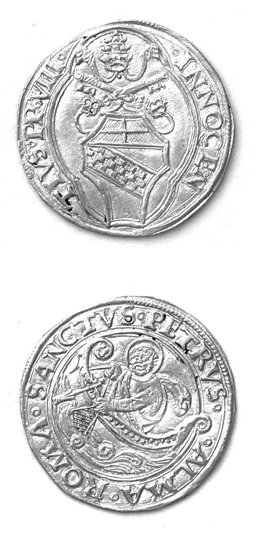Innocenzo VIII (1484-92), Fior