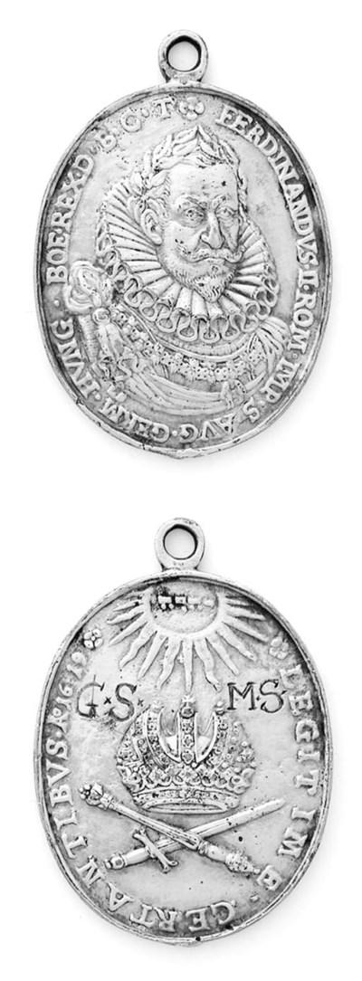 Ferdinando II (1619-37), medag