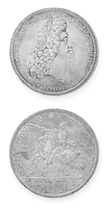 Leopoldo I (1657-1705), Battag