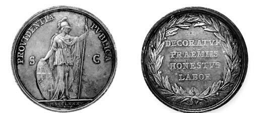 Francesco, premio in argento 1