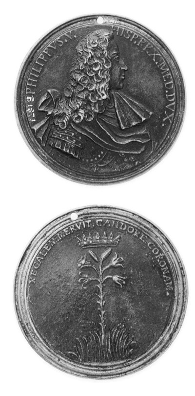 Filippo V (Re di Spagna 1700-2