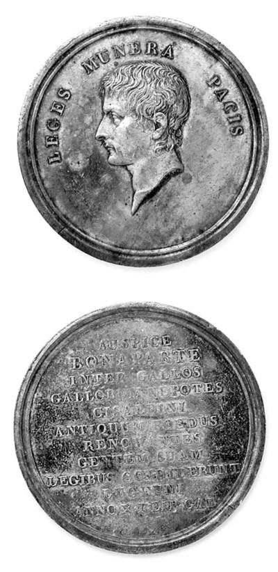Costituzione a Lyon, argento,