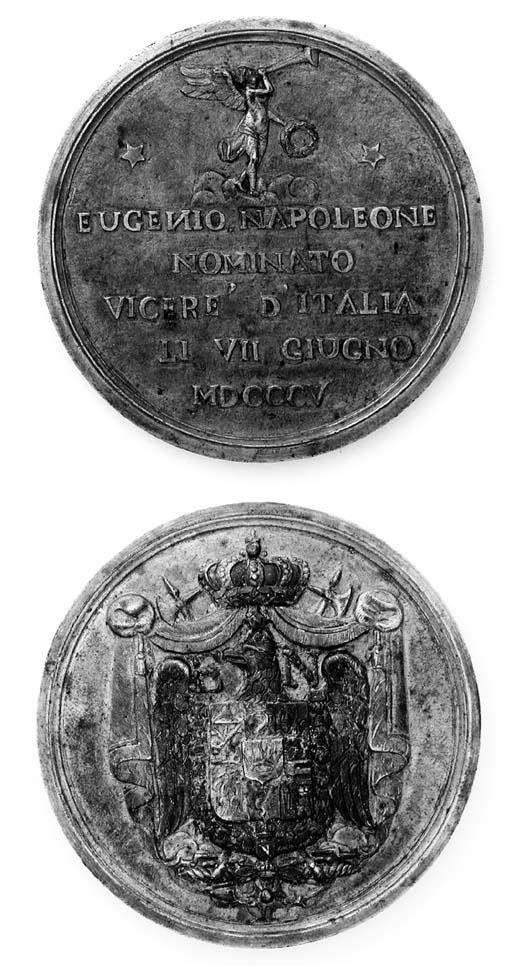 Eugenio Napoleone Beauharnais,