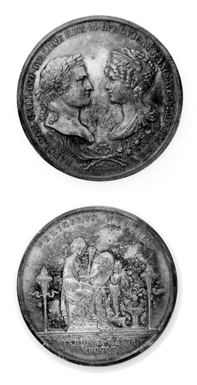 Napoleone e Maria Luigia, arge