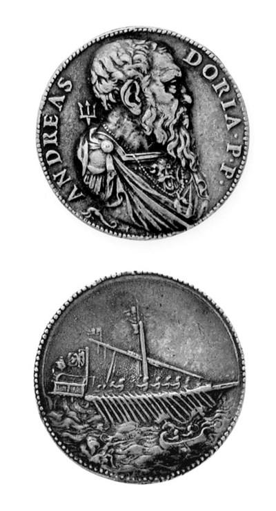 Andrea Doria ((1466-1550), bro