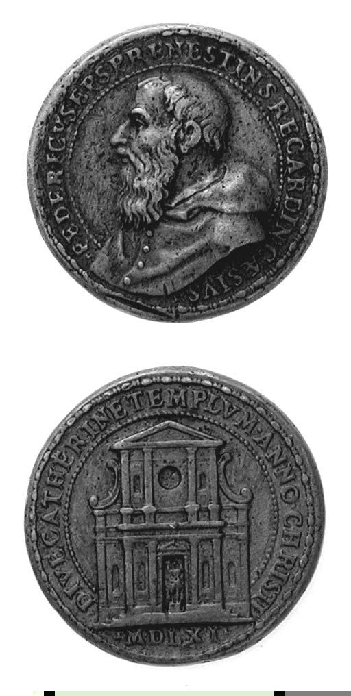 Federico Cesi (1501-65, Cardin