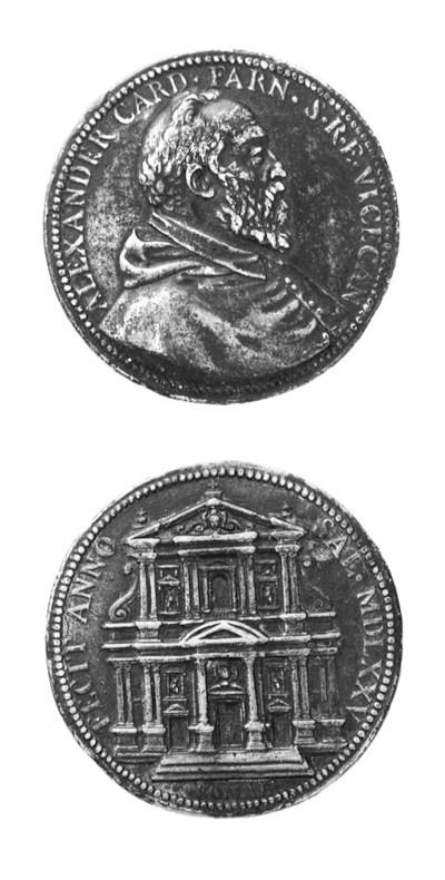 Cardinale Alessandro Farnese,
