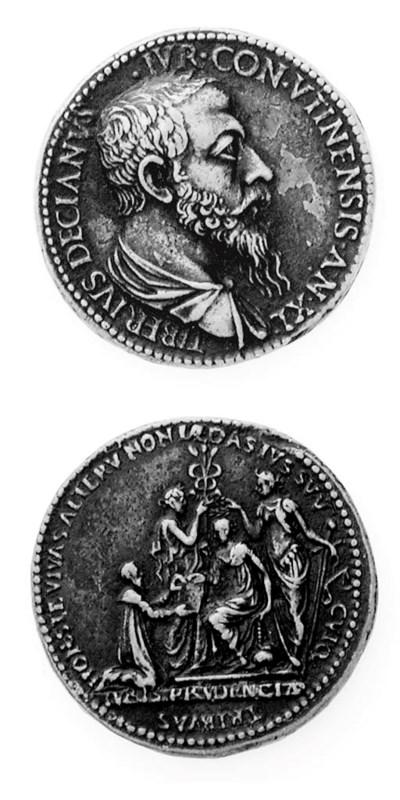 Tiberio Deciano (c1508-1581),