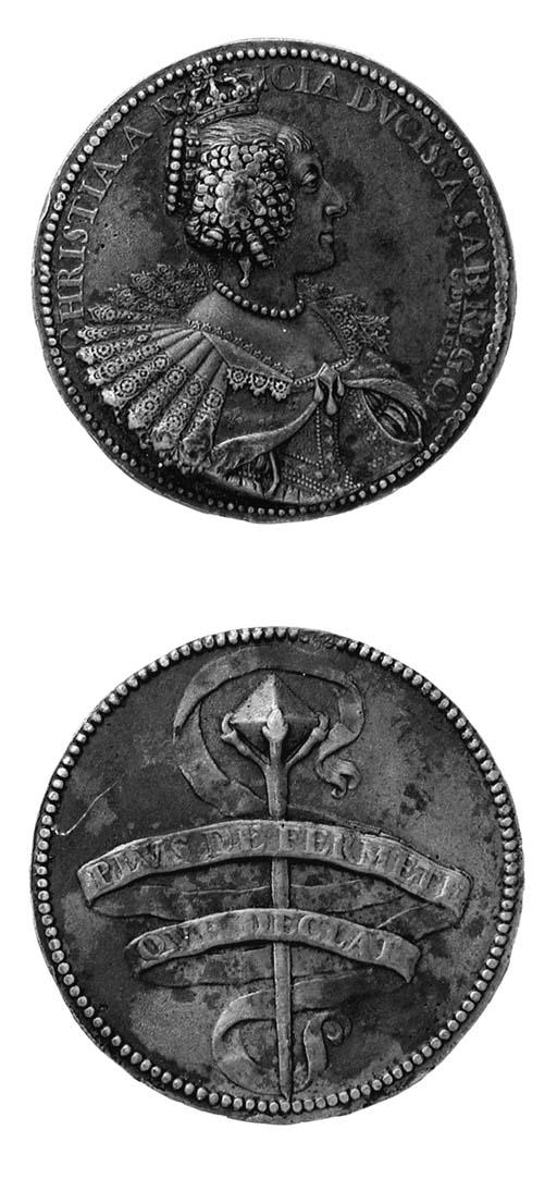 CRISTINA DI FRANCIA (1606-63),