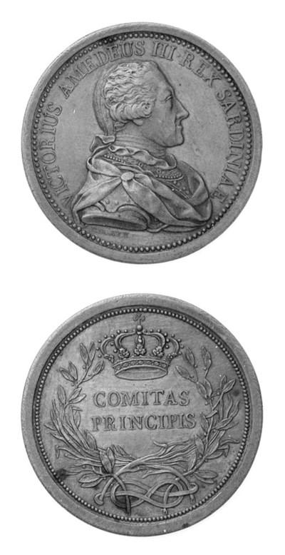 Vittorio Emanuele III, bronzo,