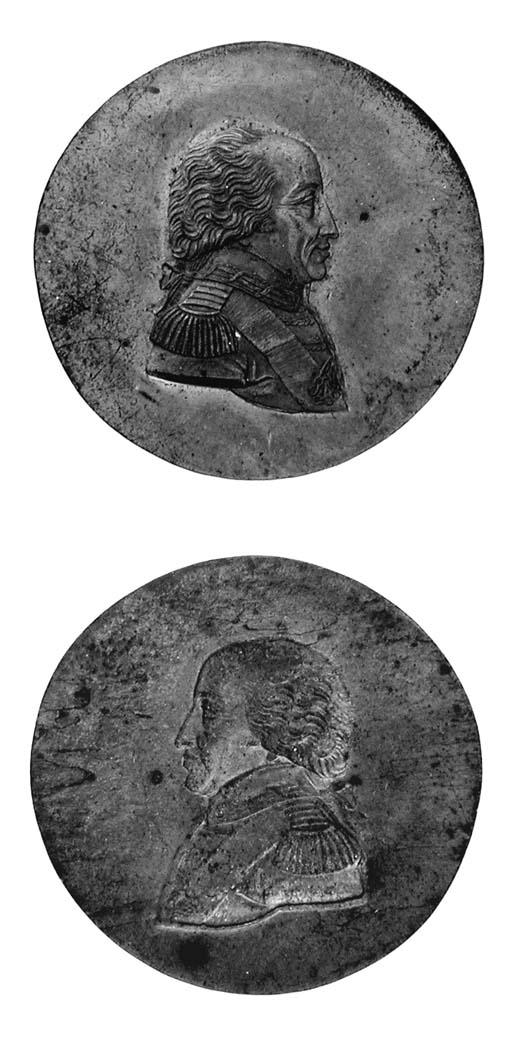 Vittorio Emanuele I, placchett