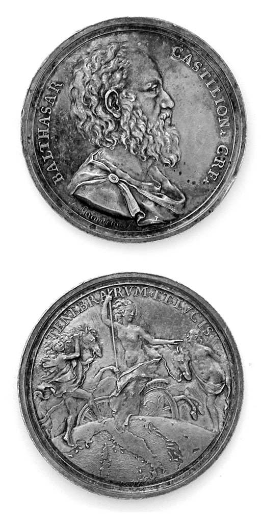 Baldassare Castiglione, argent