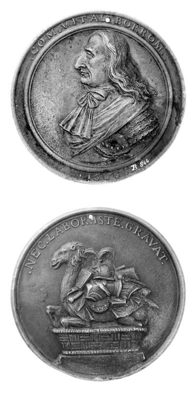 Conte Vitaliano Borromeo (1620