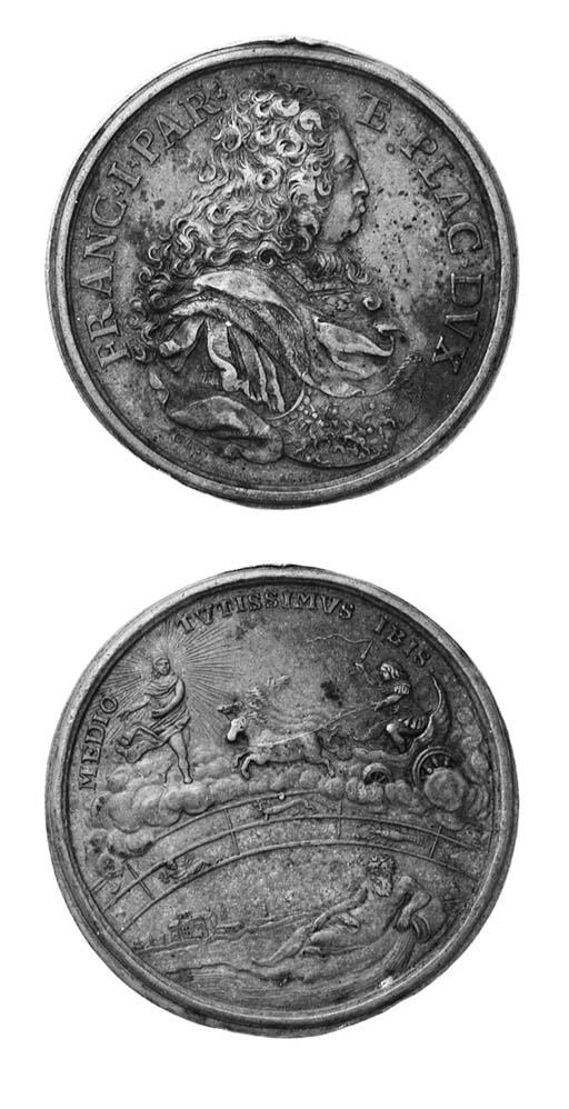 Francesco I (1694-1727), bronz