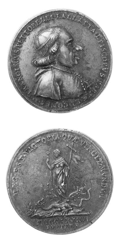 Francesco Pettorelli, bronzo,