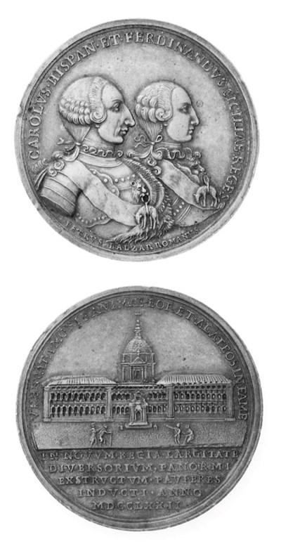 Carlo III e Ferdinando IV, bro