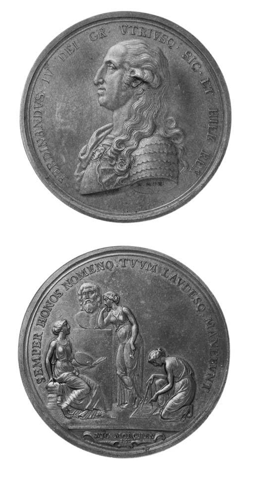 Ferdinando IV, Per la Fondazio